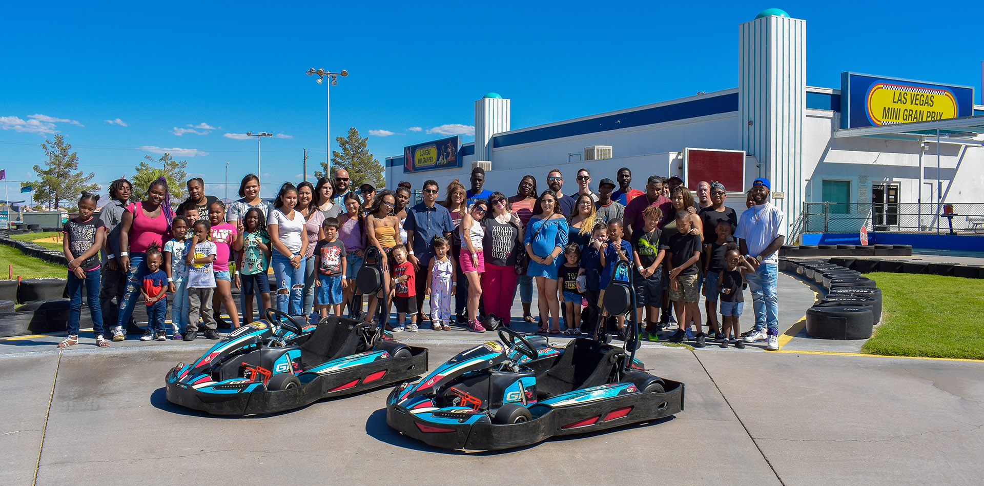Las Vegas Mini Gran Prix Group Event Photo 1